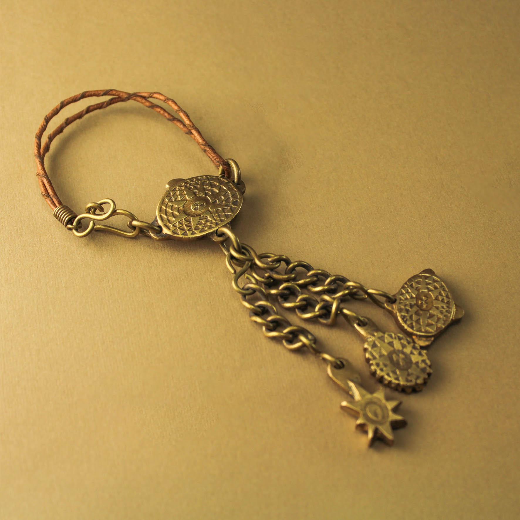 Sun Pendants Bracelet