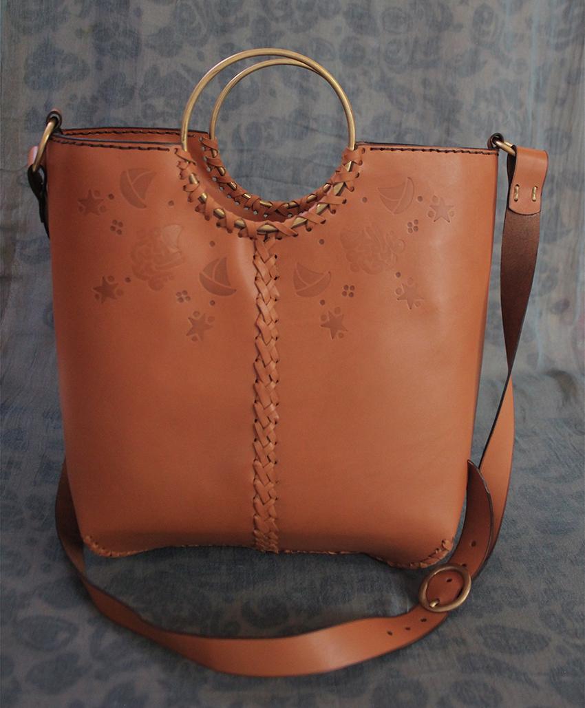 Basket loop Bag