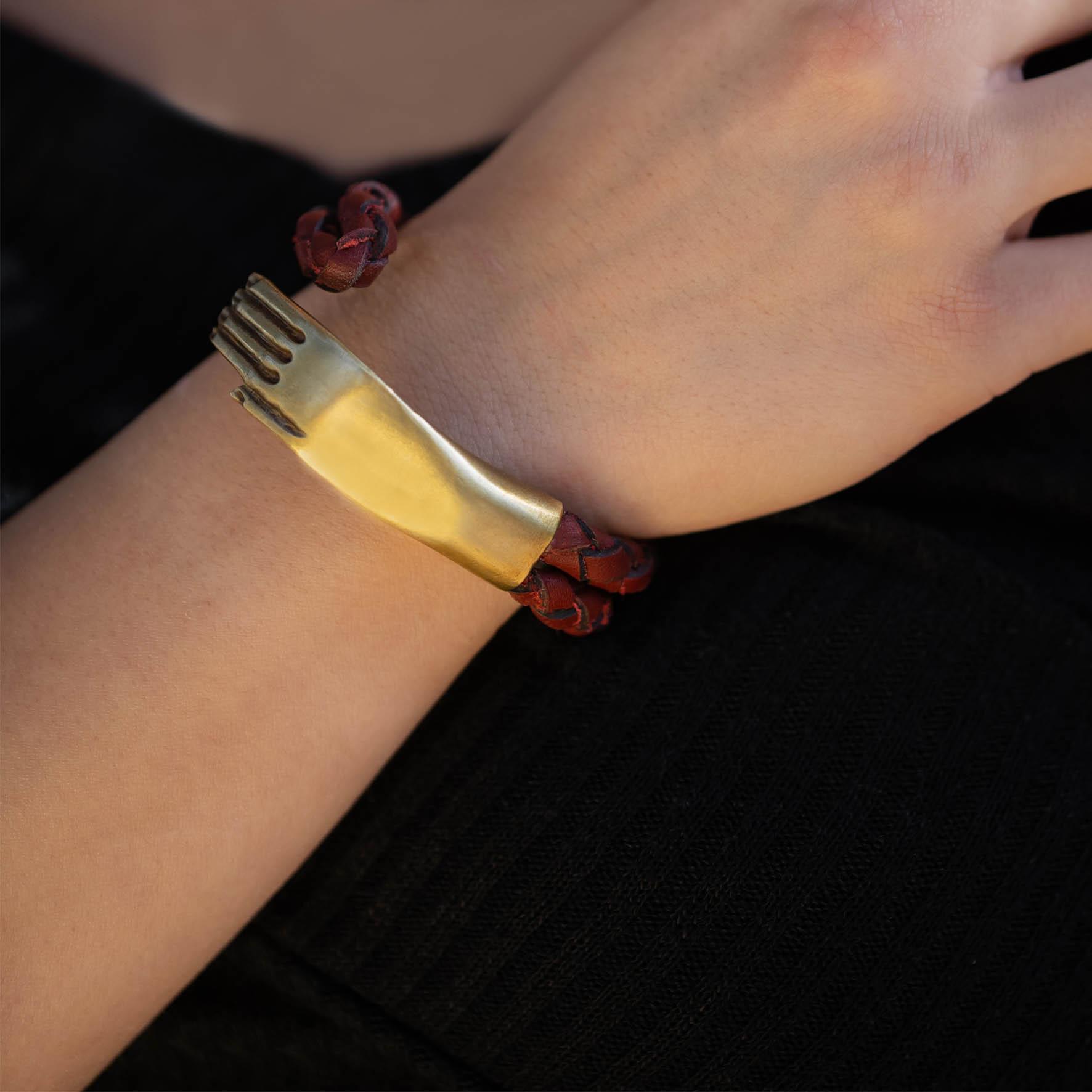 Hands Bracelet